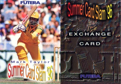 Futera Promotional Cards