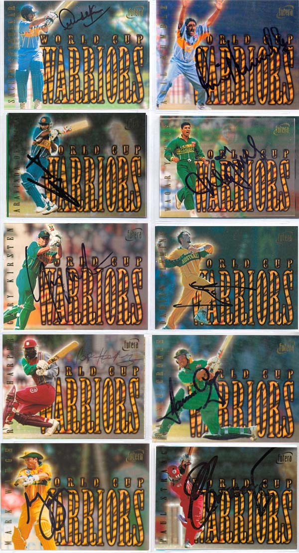 Futera 1996 World Cup (100) + Specials