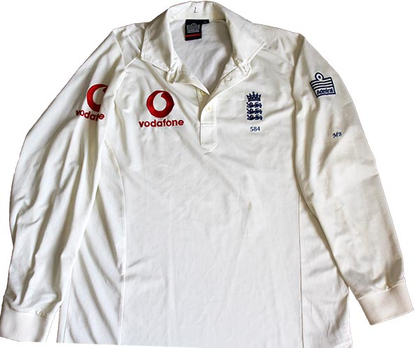 Player Issued Unsigned Gear (England)