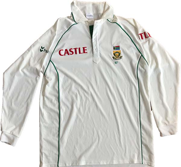 Player Issued Unsigned Gear (South Africa)